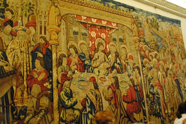 Vatican Mural - Last Supper