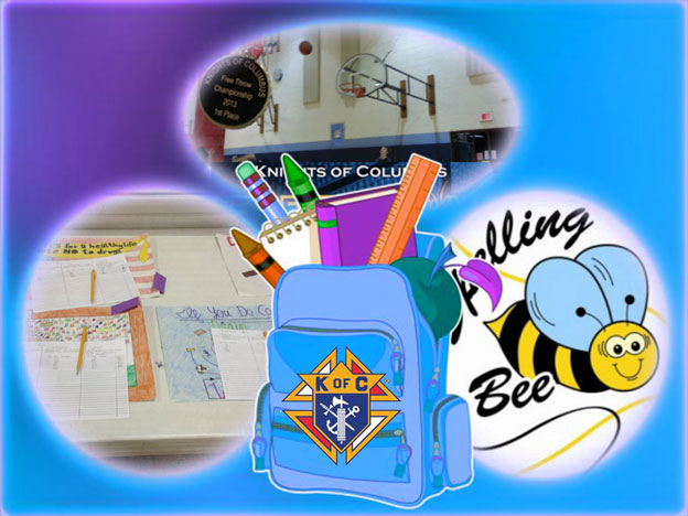Knights 'n Kids Contests