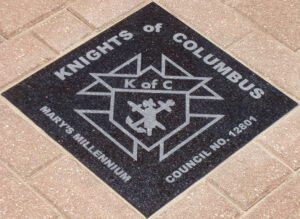 Knights Center Stone