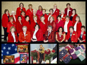 Ladies Auxiliary Collage