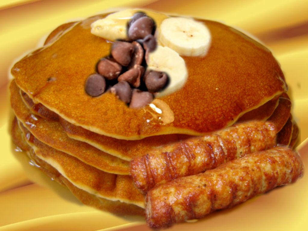 Fall Pancake Breakfast @ St. John's Parish Center