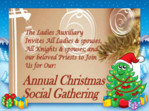 2019 Holiday Social