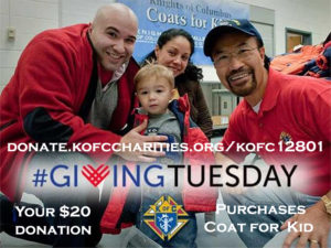 #GivingTuesday Coats for Kids