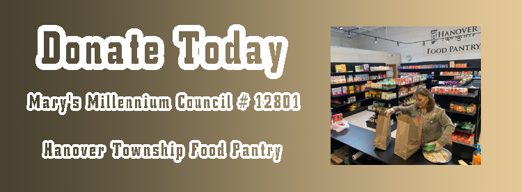 Donate today to Hanover Township Food Pantry