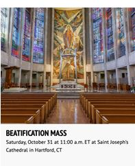 Beatification Mass